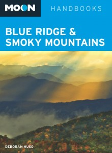 Moon Blue Ridge & Smoky Mountains