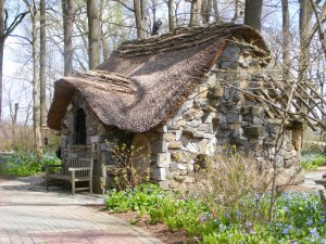 Faerie Cottage in the Enchanted Woods