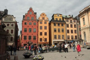 Stortoget, Gamle Stan's oldest square