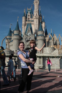 Christmas 2012 at the so-called Magic Kingdom.